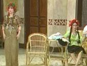 """مسرحية """"ريا وسكينة"""" تكشف: شادية ولدت عملاقة على المسرح"""