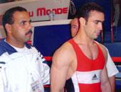 أشرف حافظ مدرب المصارعة