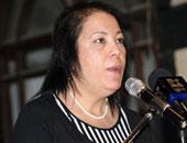 """فيديو.. فاطمة قنديل تلقى قصيدة """"بيتى له بابان"""" بمعرض عمان للكتاب"""