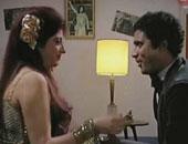 """نبيلة عبيد تسترجع ذكرياتها في فيلم """"الراقصة والطبال"""" بعد 36 عامًا من طرحه.. فيديو"""