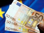 سعر اليورو الأوروبى اليوم الاثنين 25-5-2020 أمام الجنيه المصرى