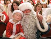 حاكموا سانتا كلوز.. طفل يستدعى الشرطة بسبب هدايا الكريسماس.. اعرف السبب