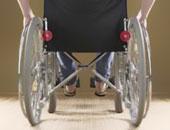 قارئ يطالب بسيارة مجهزة لذوى الإعاقة فى حلوان