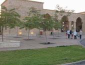 """""""السياحة"""" تقيم فعاليات احتفالية اليوم العالمى للتأمل بحديقة الأزهر"""