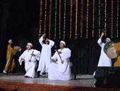 فرقة الفن الشعبى بشمال سيناء تكرم أعضاءها 24 يونيو الجارى