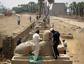 فيلم تسجيلى يوثق جهود المرممين والأثريين المصريين فى الحفاظ على الآثار المصرية