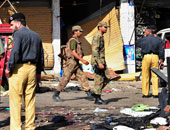 مقتل جنديين من القوات شبه العسكرية فى انفجار قنبلة جنوب غرب باكستان