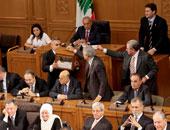 برلمان لبنان يمدد ولايته حتى يونيو 2017