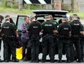 شرطة بريطانيا تتهم رسميا 5 رجال أصابوا طفلا 3 سنوات بمادة حارقة