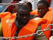 البحرية الإيطالية تنقذ نحو 500 مهاجر فى أحدث عمليات الإنقاذ
