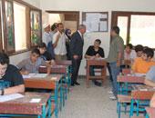 طلاب الثانوية نظام قديم يؤدون اليوم امتحان مادتى الفلسفة والجغرافيا
