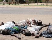 مقتل 100 من المتشددين  فى عمليات قتال بمدينة مايدوجورى النيجيرية