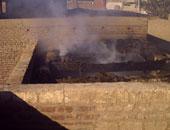 السيطرة على حريق فى منزل مكون من 3 طوابق بقرية بطنطا