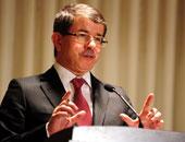 رويترز: الحزب الحاكم فى تركيا يسعى لفصل داود أوغلو من عضويته