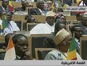 انتخاب وزير خارجية تشاد رئيسا للاتحاد الأفريقى