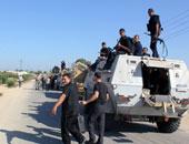 إصابة 6 إرهابيين بعد إحباط محاولتهم تفجير عبوتين بالقوات فى سيناء