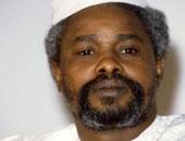 """ديكتاتور تشاد السابق حبرى يصف محاكمته بأنها """"هزلية"""" ويقاطع إجراءاتها"""