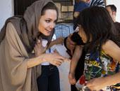"""أنجلينا جولى عن ذكرى الأزمة السورية: """"مأساة من صنع الإنسان"""""""