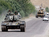 مقتل 5 جنود أتراك فى كمين لحزب العمال الكردستانى جنوب شرق تركيا