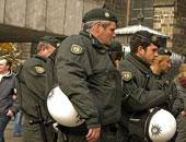 أعمال شغب لدى وصول قطار يقل لاجئين بمدينة ألمانية تسفر عن إصابة شرطيين