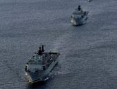 مدمرة عسكرية روسية تتجه إلى البحر المتوسط