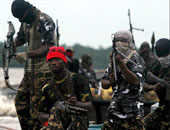محتجون فى النيجر يحرقون كنائس احتجاجا على رسوم شارلى إبدو