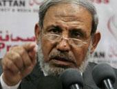 الزهار: حماس لا تسعى إلى حرب مع إسرائيل