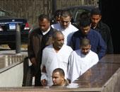 """إحالة 8 متهمين فى """"خلية المتفجرات"""" بالمعصرة لـ""""الجنايات"""""""