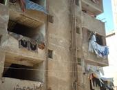 أمن الإسكندرية يخلى عقارين من السكان بعد تعرضهما للميل