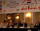 دورة تدريب دولية لمدربى الخماسي الحديث استعداداً لكأس العالم بالقاهرة