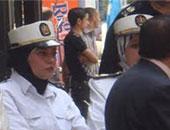 تعرف على كيفية تأمين الشرطة النسائية لاحتفالات عيد الفطر