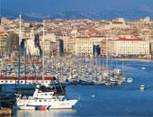 مارسيليا تستعد لثانى موجة حر بخفض أقصى سرعة للسفن داخل حدود الميناء