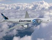 """""""الإحصاء"""" يعلن ارتفاع حركة الطيران المصرى لـ 120.4 ألف رحلة خلال 150 يوما"""