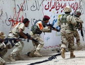شرطة الأنبار تعتقل 180 من تنظيم داعش تسللوا مع العوائل النازحة من الفلوجة