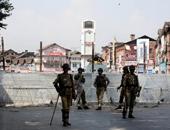 """الهند: مقتل مسلحين وإصابة 3 من قوات الأمن فى مواجهات بولاية """"جامو وكشمير"""""""