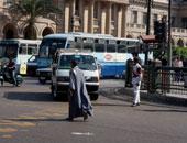 أهالى المنوفية يطالبون بكاميرات مراقبة وإشارات مرور على طريق قويسنا شبين الكوم