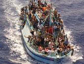 السلطات الإيطالية تنقذ 3300 مهاجر فى البحر المتوسط ومصرع 17