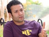 محمد أبو العلا يمنح أشرف بن شرقى لقب الأفضل فى كل أندية نصف النهائى الأفريقى