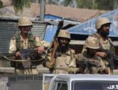 مقتل 5 أشخاص مشتبه بهم فى تبادل كثيف لإطلاق النار مع القوات الباكستانية