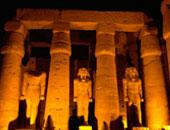 عرض آثار فرعونية كانت غارقة فى البحر المتوسط فى معهد العالم العربى بباريس