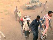 إحباط تسلل 28 مصريا إلى ليبيا عبر صحراء السلوم