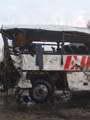 مصرع 8 أشخاص وإصابة 28 آخرين فى حادث تصادم بالمنيا