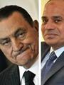 السيسى ومبارك وعدلى منصور ومرسى