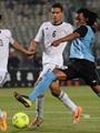 مباراة مصر وبتسوانا