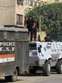 تشديدات أمنية بمحيط استاد الإسكندرية قبل مواجهة الاتحاد والزمالك