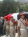 جنازة شهداء العريش