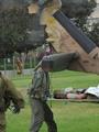 الهجوم على دورية إسرائيلية