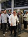 """الجماهير فى مطار القاهرة: """"روح يا شوقى"""""""