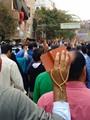 بالفيديو.. الإخوان يرفعون المصاحف فى بروفة بالمطرية قبل فعاليات 28 نوفمبر