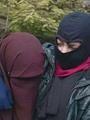 """رواد مواقع التواصل يتداولون صورة لطالبة إخوانية """"تمثل دور شرطى"""""""
